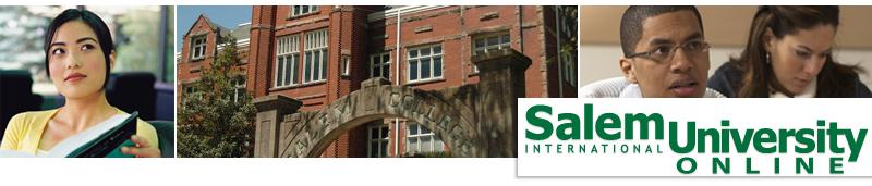 Salem University Online Graduate School